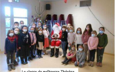 Noël à l'école de St Marc