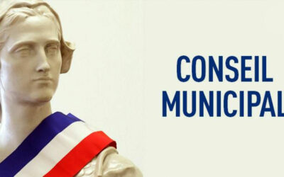 Conseil municipal du 9 avril