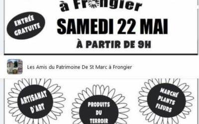 Marché de printemps de St Marc