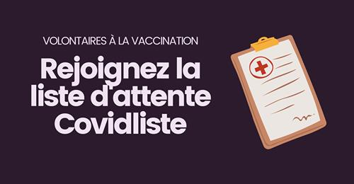 Vaccination COVID + 18 ans